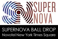 Supernova Ball Drop